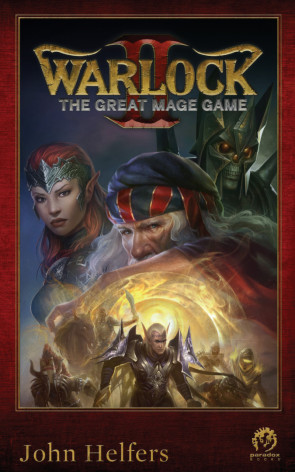 Screenshot 1 - Warlock 2 E-book: The Great Mage Game
