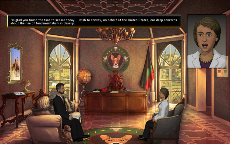 Screenshot 2 - Rogue State