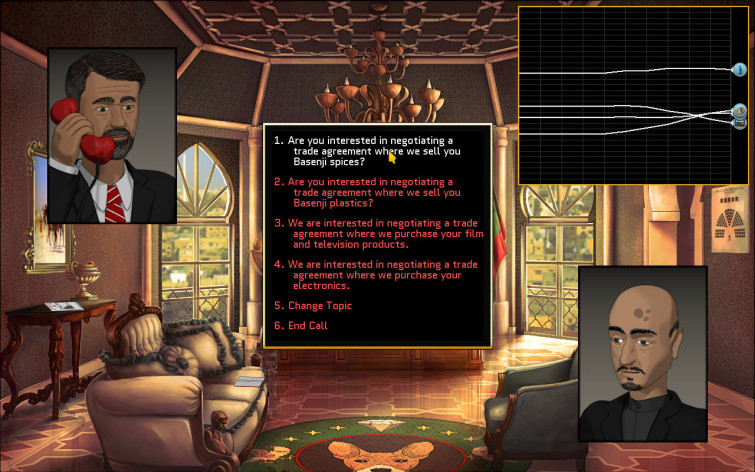 Screenshot 4 - Rogue State