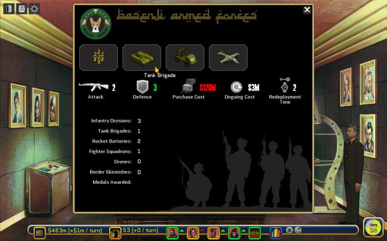 Screenshot 10 - Rogue State