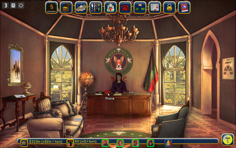 Screenshot 14 - Rogue State
