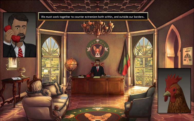 Screenshot 6 - Rogue State