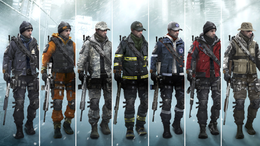 Screenshot 1 - Tom Clancy's The Division: Frontline Outfits pack