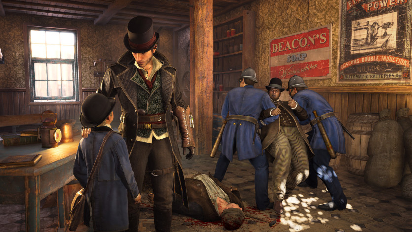 Screenshot 5 - Assassin's Creed Syndicate – The Dreadful Crimes