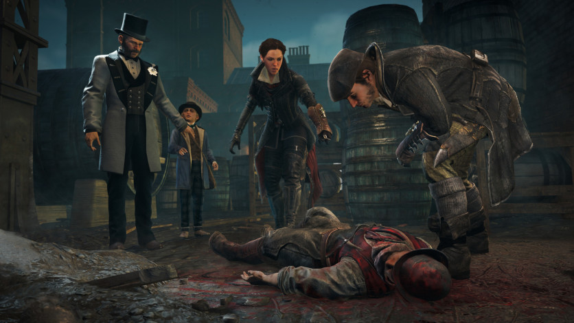 Screenshot 2 - Assassin's Creed Syndicate – The Dreadful Crimes