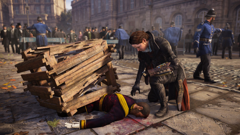 Screenshot 3 - Assassin's Creed Syndicate – The Dreadful Crimes