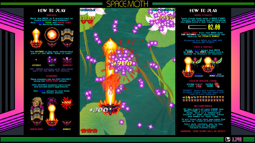 Screenshot 7 - Space Moth DX