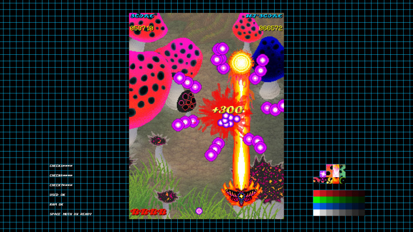 Screenshot 6 - Space Moth DX