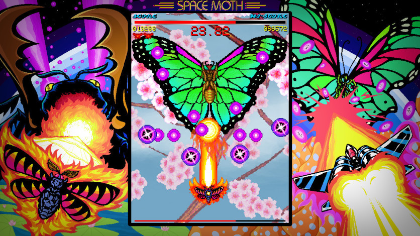 Screenshot 4 - Space Moth DX