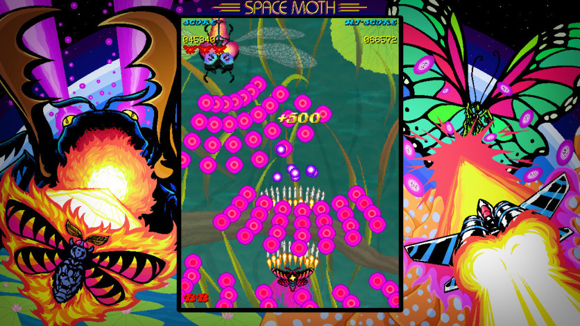 Screenshot 8 - Space Moth DX