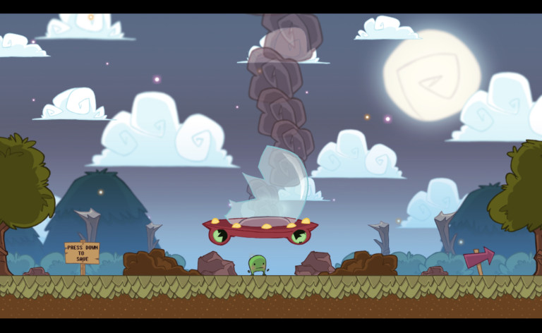 Screenshot 2 - Super Ubie Island REMIX