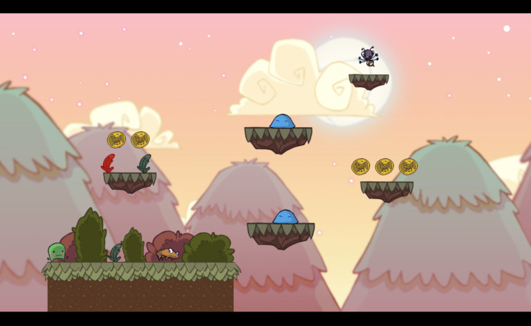 Screenshot 5 - Super Ubie Island REMIX