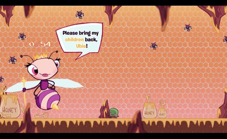 Screenshot 7 - Super Ubie Island REMIX