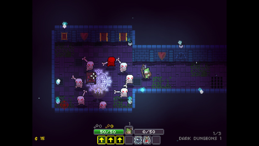 Screenshot 5 - Dungeon Souls