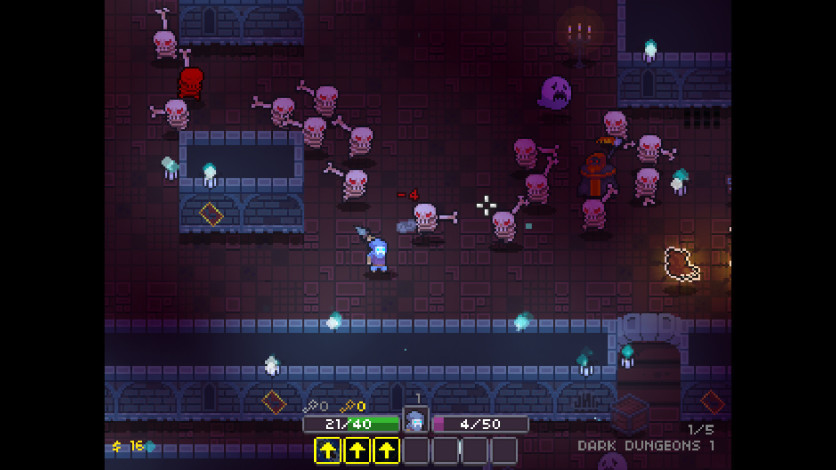 Screenshot 4 - Dungeon Souls