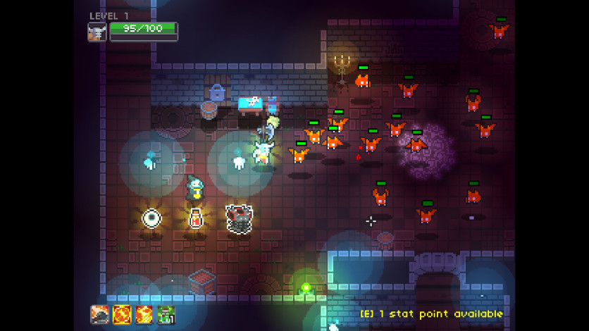 Screenshot 8 - Dungeon Souls