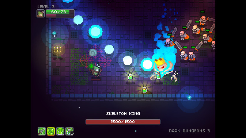 Screenshot 3 - Dungeon Souls