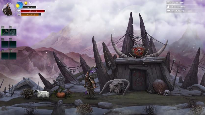Screenshot 2 - Niffelheim