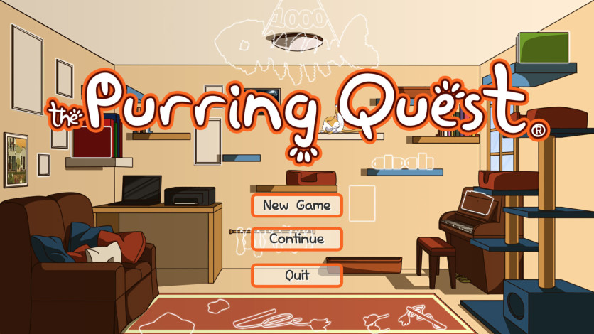 Screenshot 2 - The Purring Quest