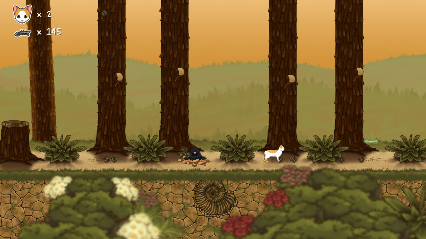 Screenshot 4 - The Purring Quest