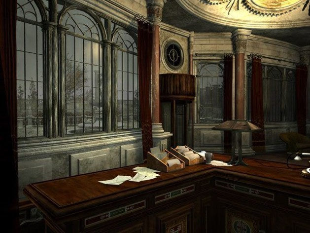 Screenshot 2 - Syberia