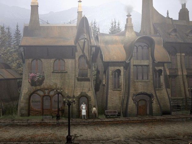 Screenshot 3 - Syberia