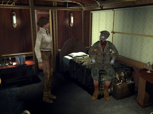 Screenshot 6 - Syberia