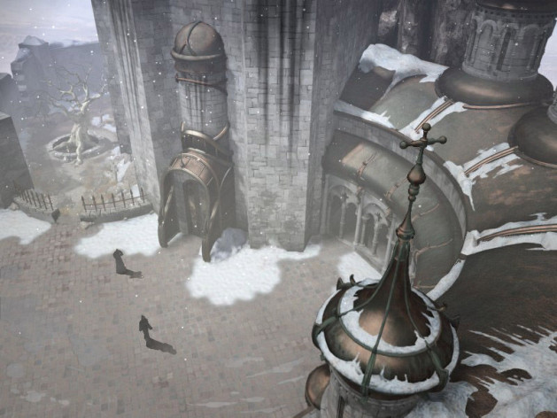 Screenshot 3 - Syberia 2