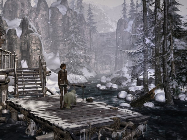 Screenshot 5 - Syberia 2