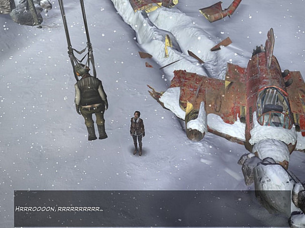 Screenshot 7 - Syberia 2