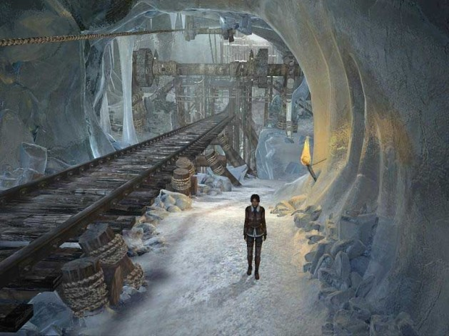 Screenshot 4 - Syberia 2