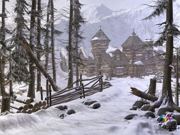 Screenshot 2 - Syberia 2