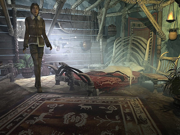 Screenshot 6 - Syberia 2
