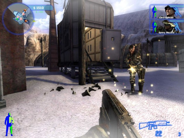 Screenshot 2 - Bet On Soldier