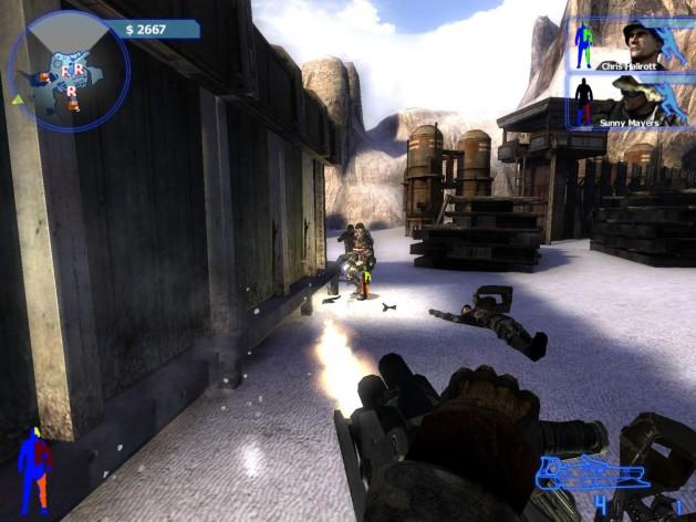 Screenshot 3 - Bet On Soldier