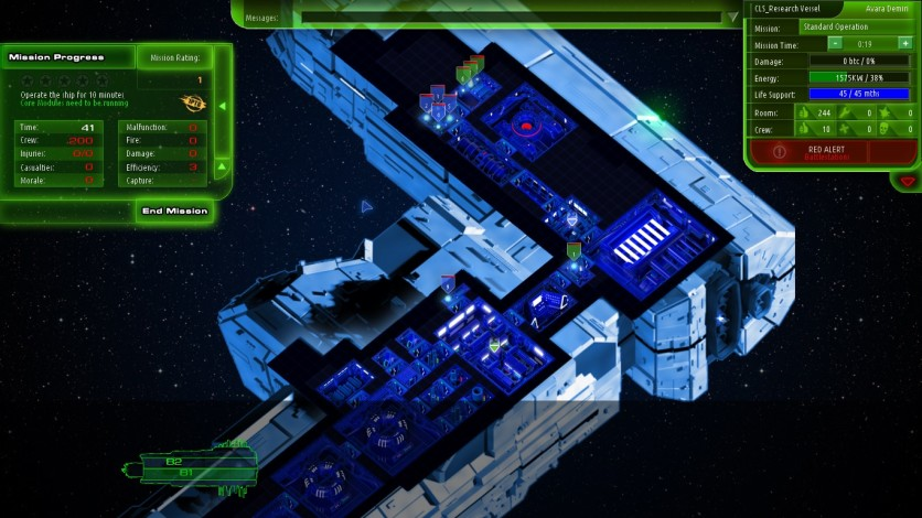 Screenshot 7 - Starship Corporation