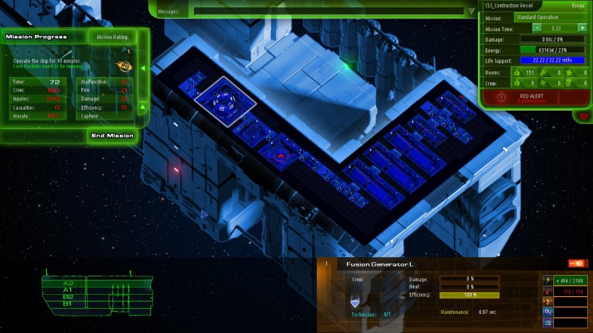 Screenshot 11 - Starship Corporation