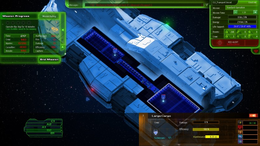 Screenshot 12 - Starship Corporation