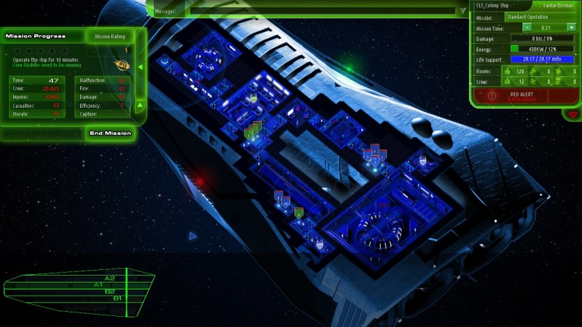 Screenshot 10 - Starship Corporation