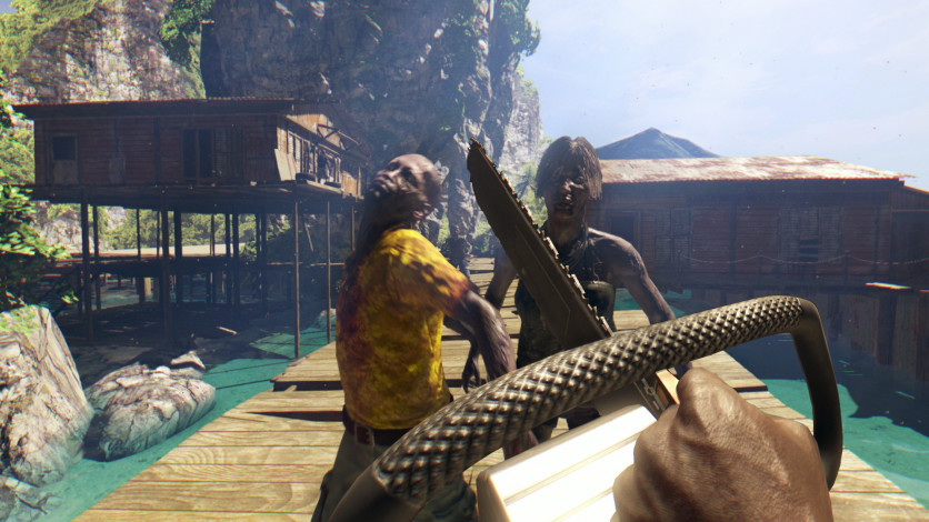 Screenshot 11 - Dead Island: Riptide Definitive Edition