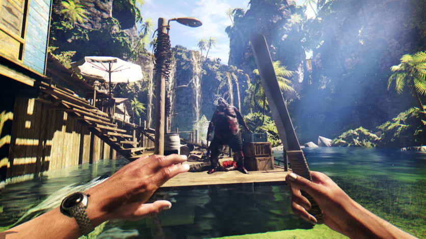 Screenshot 9 - Dead Island: Riptide Definitive Edition