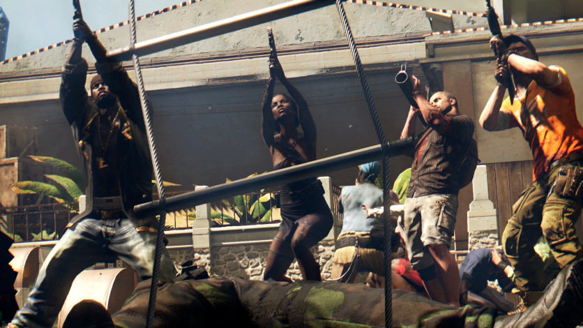 Screenshot 6 - Dead Island: Riptide Definitive Edition