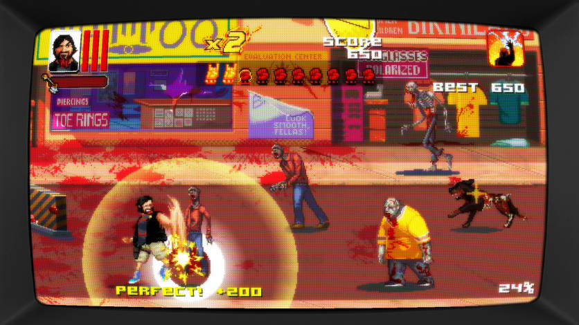 Screenshot 5 - Dead Island Retro Revenge