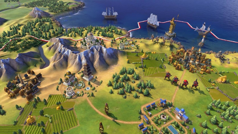 Screenshot 5 - Sid Meier's Civilization VI