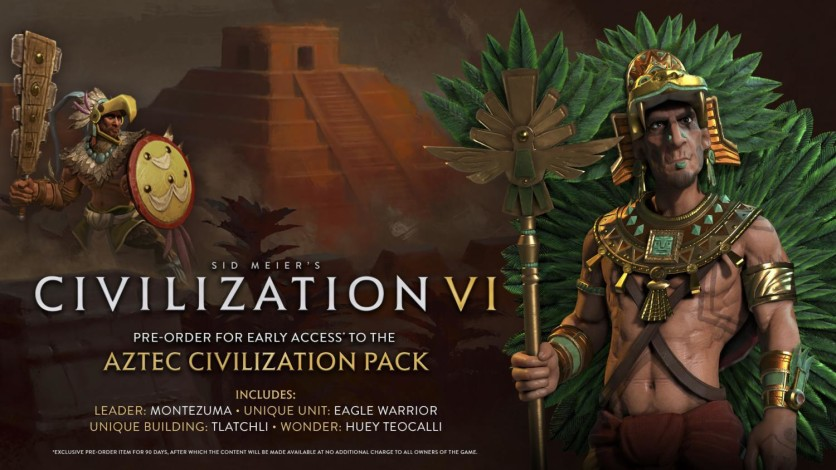 Screenshot 3 - Sid Meier's Civilization VI