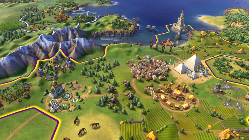 Screenshot 4 - Sid Meier's Civilization VI: Digital Deluxe Edition