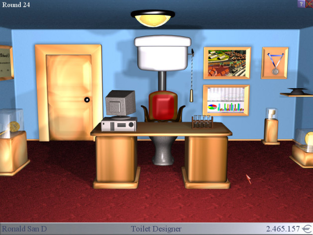 Screenshot 4 - Toilet Tycoon