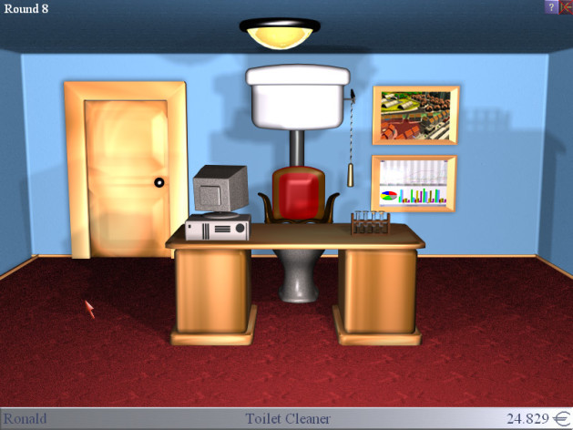 Screenshot 5 - Toilet Tycoon