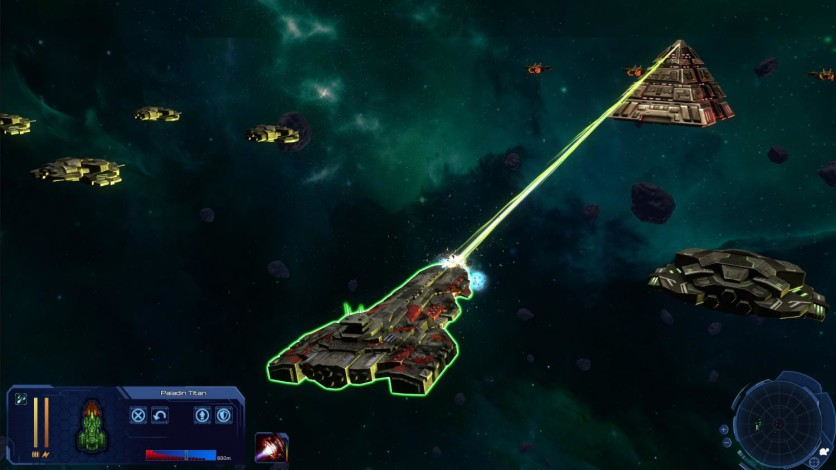 Screenshot 5 - StarDrive 2: Sector Zero