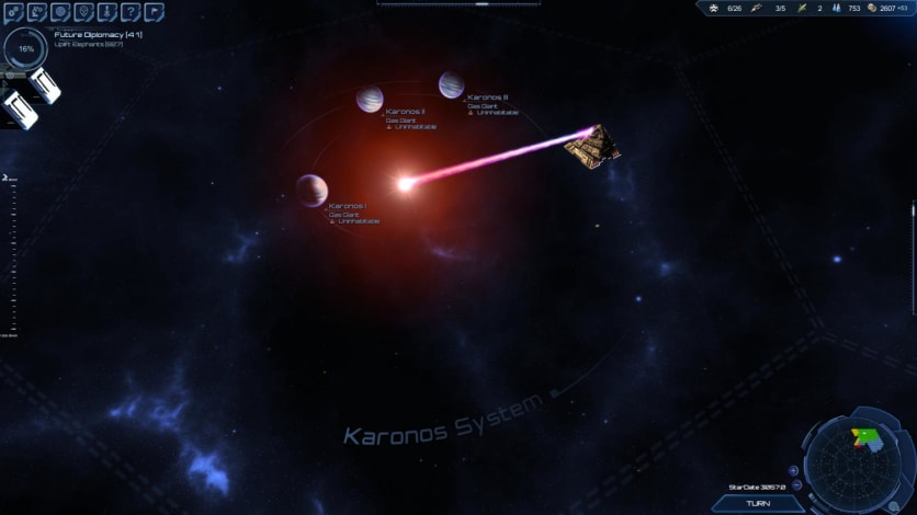 Screenshot 3 - StarDrive 2: Sector Zero